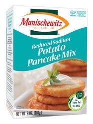 Manischewitz Mix Pnck Redcd Sodium