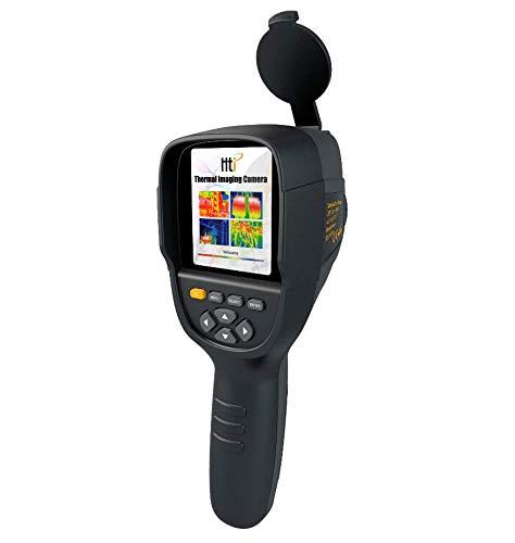 (Thermal Imaging Camera, Resolution 320 x 240 IR Infrared Thermal Imaging Camera. Model HTI-19 with Improved 300,000 Pixels, Sharp 3.2
