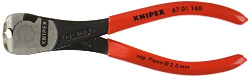 KNIPEX 67 01 160 High Leverage End Cutters ()