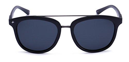 PRIVÉ REVAUX The Judge [Limited Edition] Designer Polarized Oversized Sunglasses