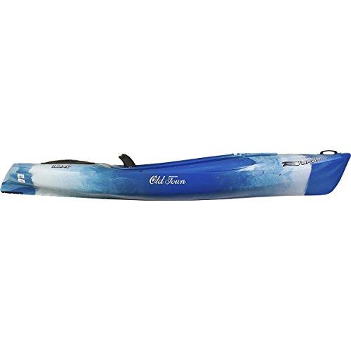 Old Town Canoes & Kayaks Vapor 10XT Recreational Kayak, Cloud, One Size