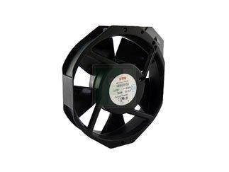 ETRI 148VK-0281-030 148 Series 2800 RPM 172 x 150 x 38 mm 211.89 CFM 240 V Ball Bearing Fan - 1 item(s) by ETRI