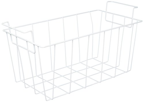compare price  chest freezer organizer baskets