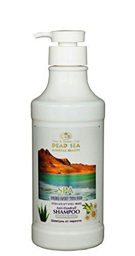 Dead Sea Minerals C&B Anti-Dandruff Shampoo 750ml