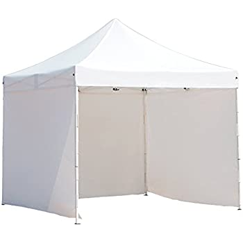 Abba Patio 10 x 10 feet Pop Up Heavy Duty Instant Canopy Commercial Portable Canopy with  sc 1 st  Amazon.com & Amazon.com : SNAIL 10 X 10 ft Waterproof Pop Up Canopy Commercial ...