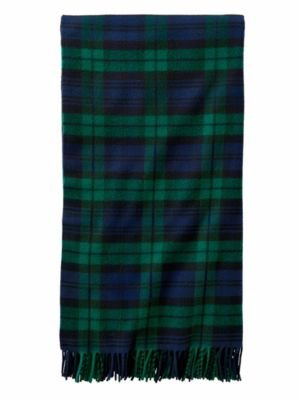 Pendleton 5th Avenue Throw, Black ()
