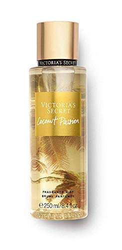 Victoria's Secret Fragrance Mist, Coconut Passion, 8.4 Ounce