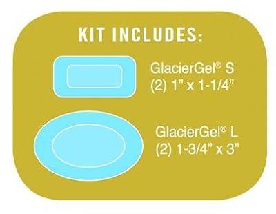Adventure Medical Kits GlacierGel Blister and Burn Dressing by Adventure Medical Kits