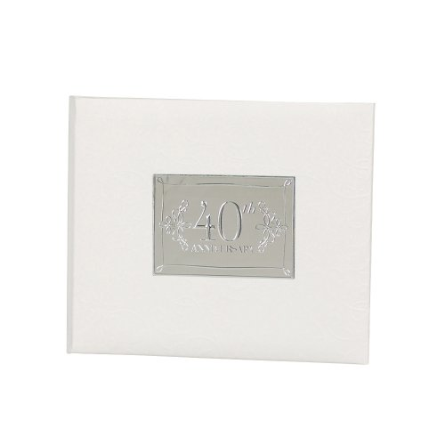 Jamie Lynn Wedding 40th Anniversary Collection, Guest Book
