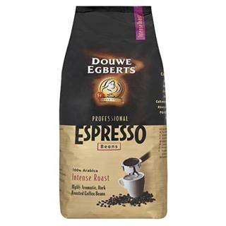 Douwe Egberts Professional Espresso Beans 100% Arabica Intense Roast 1Kg X Case Of 6 by Douwe Egberts
