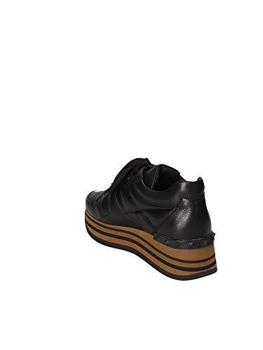 Sneakers 232 Flight Donna Nero Triver 11a 56twxSqq