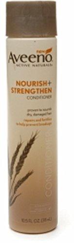 Body Infusing Conditioner - Aveeno Nourish Plus Strengthen Conditioner, 10.5 Fluid Ounce - 12 per case.