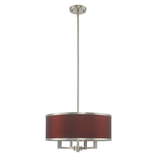 Amazon.com: Livex Lighting 60414-91 Park Ridge - Lámpara de ...
