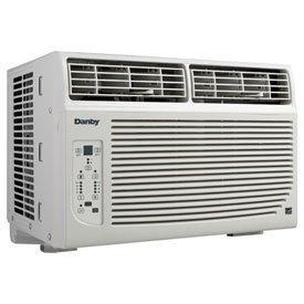 Danby Window Air Conditioner 12,000 BTU Cool Only, Energy Star, 115V, DAC120EUB7GDB