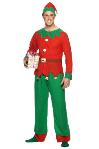 Elf Adult Costume -
