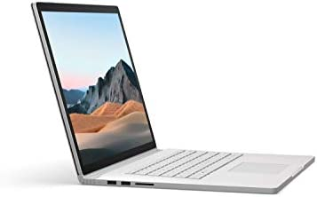 "NEW Microsoft Surface Book 3 - 15"" Touch-Screen - tenth Gen Intel Core i7 - 32GB Memory - 512GB SSD (Latest Model) - Platinum"
