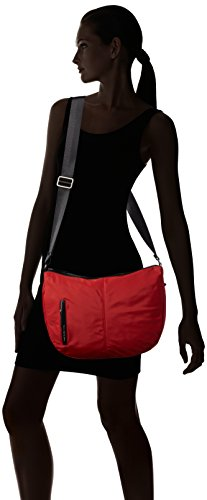mara Network Tracolla Bag Shoulder Mandarin Duck Red Hunter Woman 8qnFwP
