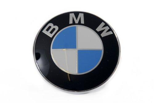 2006 bmw 325i hood emblem - 8