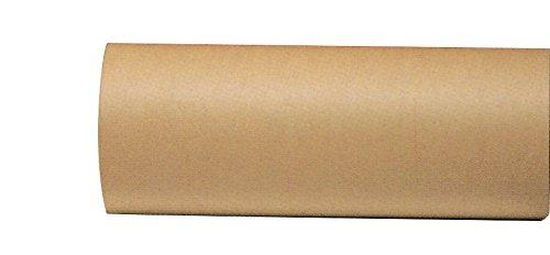 School Smart Paper Roll - 50 Pound - 36 inch x 1000 feet - Kraft by School Smart