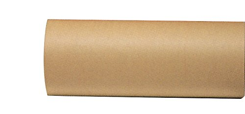 School Smart Paper Roll - 50 pound - 36 inch x 1000 feet - Kraft