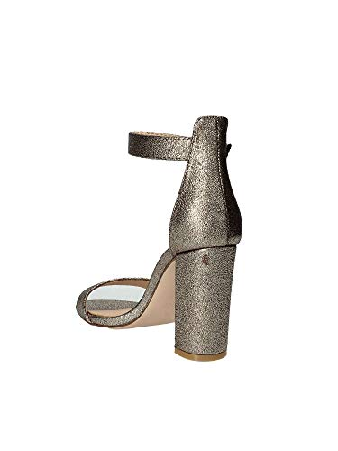 Sandalo Giallo Exe Tacco 39 G47002405j75 Donna UZTYqaSFf