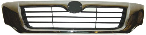 OE Replacement Mazda Pickup Grille Assembly (Partslink Number MA1200154)