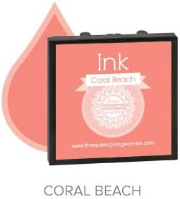 Replacement Ink Pad Natural Stone Three Designing Women