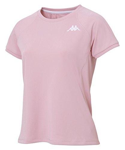 ワックス城引っ張る(カッパ) Kappa ランニング 半袖Tシャツ KR822TS71 [ウィメンズ]