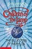 The Blue Djinn of Babylon (Children of the Lamp)