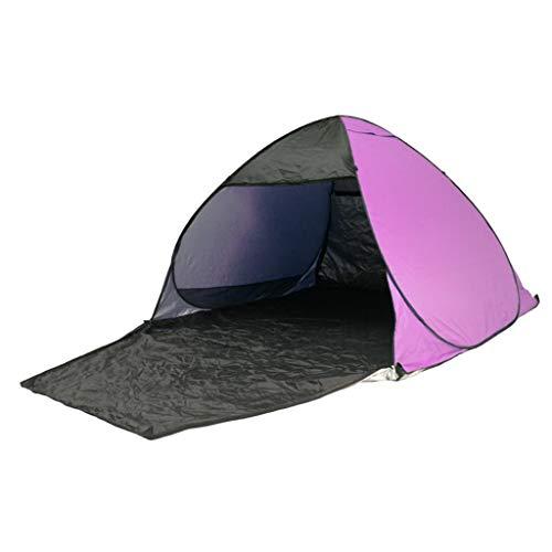 カフェリクルートやりがいのあるFenteer 自動ポップアップテント インスタント ポータブル ビーチテント 防水 UVプロテクター 天幕 全2色