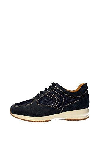 Geox - Zapatillas para hombre Azul azul Azul - azul