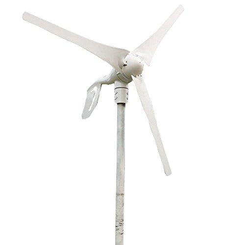 Nephon 2KW 2000 Watt Residential Wind Generator Wind Turbine Full-Auto Control of Sine Wave inverter 48V by Nephon