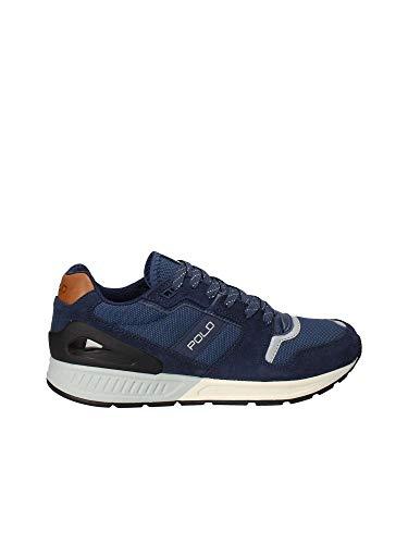 Blau Blue Ralph Sneaker 100 Polo Herren Train Lauren UYCqUw40