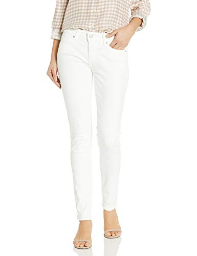 Levi's® Women's 711™ Mid-Rise Skinny Jeans - White 34