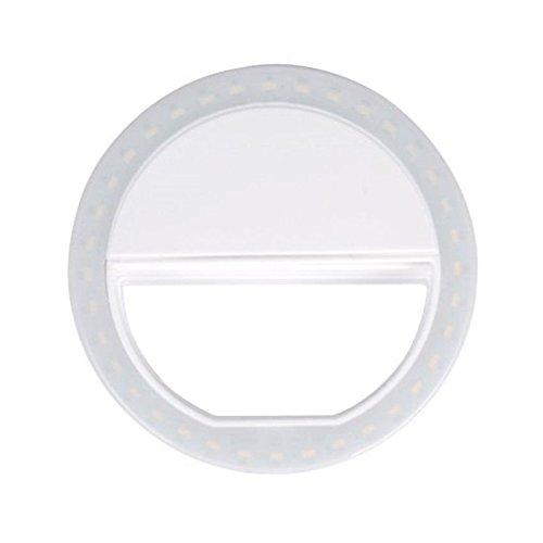 1 opinioni per Zomtop Mini portatile LED Fill Flash selfie Light + 3 filtri per il telefono