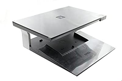 Dell E-CRT CRT Monitor Stand Latitude E4200, E4300, E5400, E5500, E6400 / 6400ATG, E6500 E-Family Laptops and Precision M2400, M4400, M6400 Mobile WorkStations Part Numbers: 0J858C, J858C, 330-0875, W005C, PW395, 0PW395, 330-0878 from Dell Computers