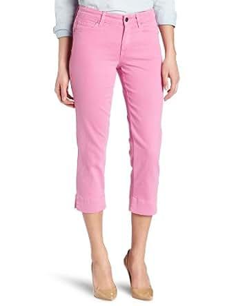 CJ by Cookie Johnson Women's Mercy Crop Jean, Pink, 36