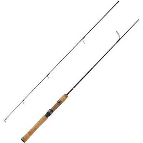 Eagle Claw Diamond Series Graphite Rod, 5′, Ultra Light, Graphite, Spinning, 4+1 Spinning Review