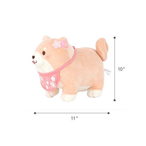 Amazon.com: Nuri Toys - Muñeca de peluche para perro, diseño ...