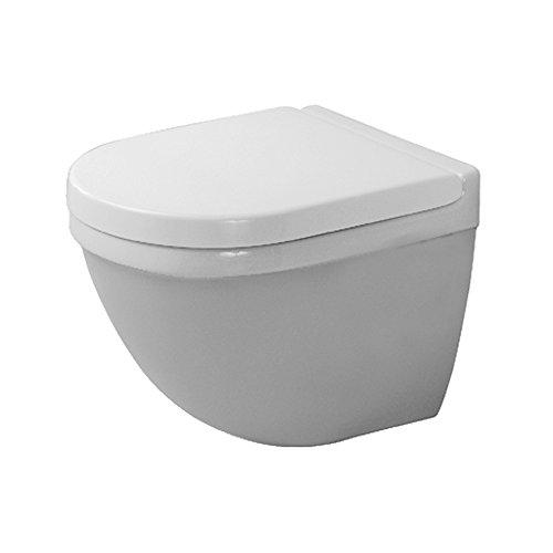 Duravit 2227090092 Toilet Bowl Wall-Mounted Starck 3 ()