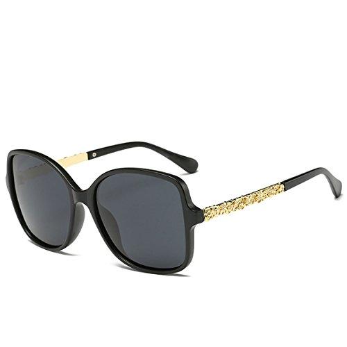 Women Sunglasses Cool Classic Luxury Mirror Polarized Personality Trend Wild - Sunglasses Wood Wild