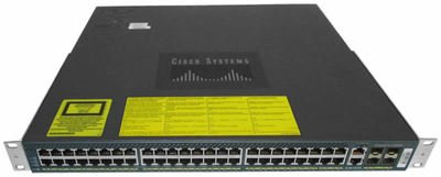 CISCO WS-C4948E CATALYST 4948 48PORT 4 SFP+, NO PWR