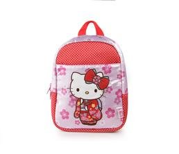 Hello Kitty Mini Backpack: Cheerful Kimono Collection