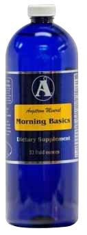 Angstrom Mineral Morning Basics Ionic Liquid Multi-Mineral Combination - 32oz