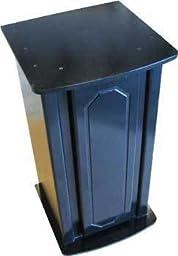 R&J Enterprises ARJ50011 Bio Cube Cabinet Stand for 14-Gallon Aquarium Tank, 32-Inch, Black