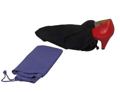 Shoe Covers - Travel Drawstring Bags
