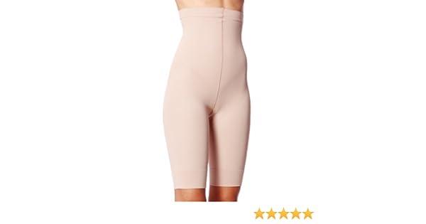 5af73ea20 Lupo Loba Slim Women s Hi-Rise Bermuda Anti-Cellulite Emana Shapewear at Amazon  Women s Clothing store  Shapewear Bodysuits