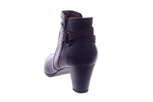 Navy Ankle Boots Boots 25347 25347 Ankle Navy Jana Jana 5awP6