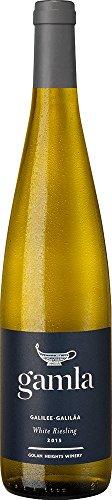 Gamla White Riesling 2015 halbtrocken (0,75 L Flaschen)