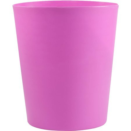 Everyday Home Trash Can, Pink